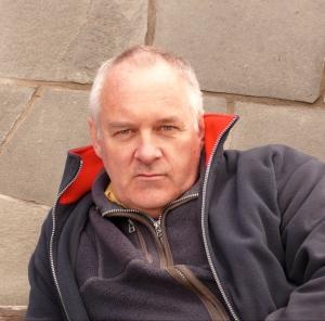 Author Padraig Rooney, Swiss Creative Writing Prize, Poetry Judge